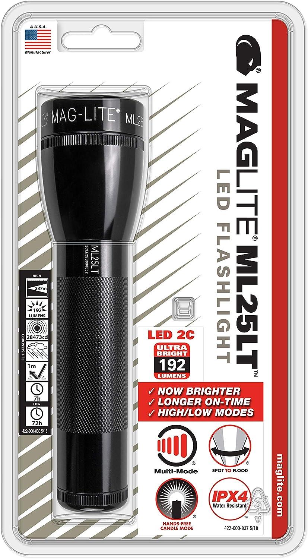 MAGLITE 25lt20162C lámpara de Bolsillo