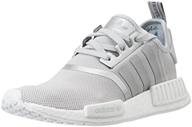 adidas Originals Women's Nmd_R1 W Msilve, Msilve and Ftwwht Sneakers - 5  UK/India
