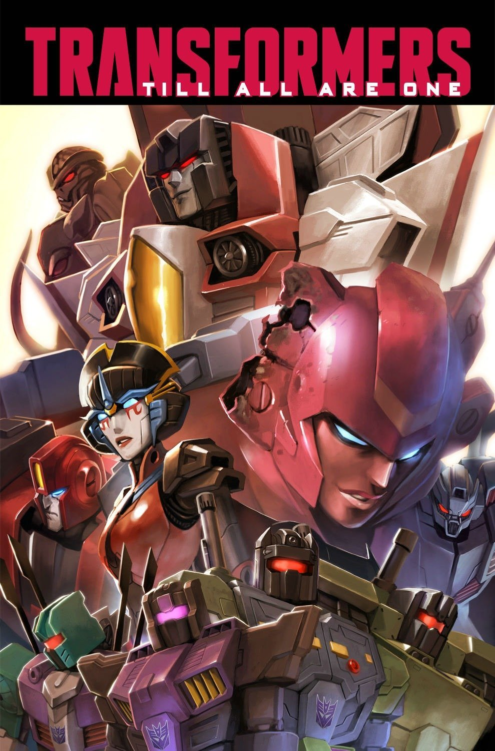 Download Transformers: Till All Are One Volume 1 ebook