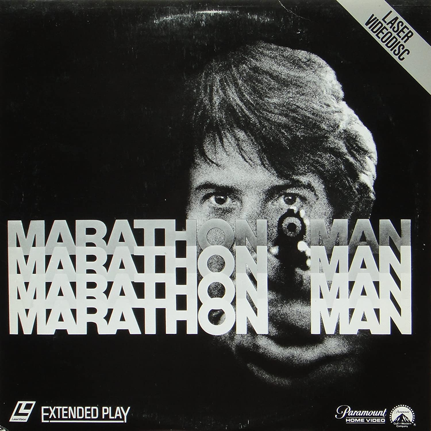 Marathon Man LASERDISC (NOT A DVD!!!) (Full Screen Format) Format: Laser Disc