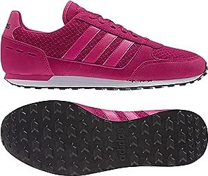 adidas City Racer W - Zapatillas Deportivas para Mujer, Rosa - (ROSFUE/Rosimp/Negbas) 38: Amazon.es: Deportes y aire libre