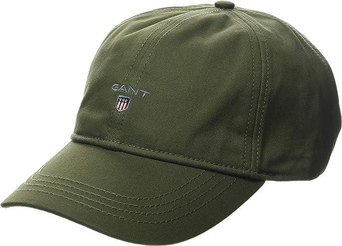 Gant Twill Cap, Gorra De Béisbol Para Hombre: Amazon.es: Ropa y ...