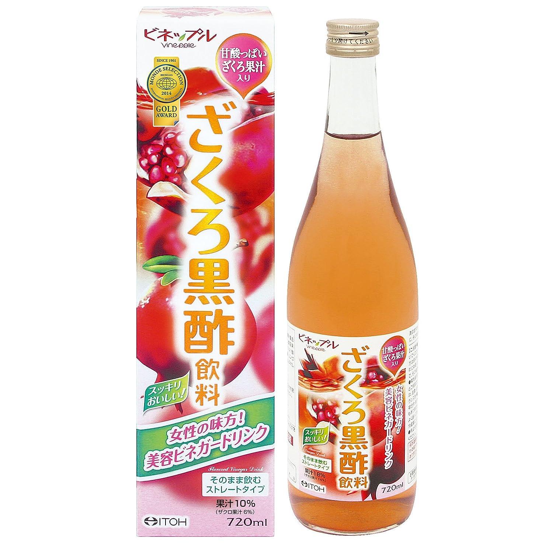 井藤漢方製薬 ビネップル ざくろ黒酢飲料