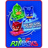 Entertainment One PJ Masks into the Night Microraschel Throw