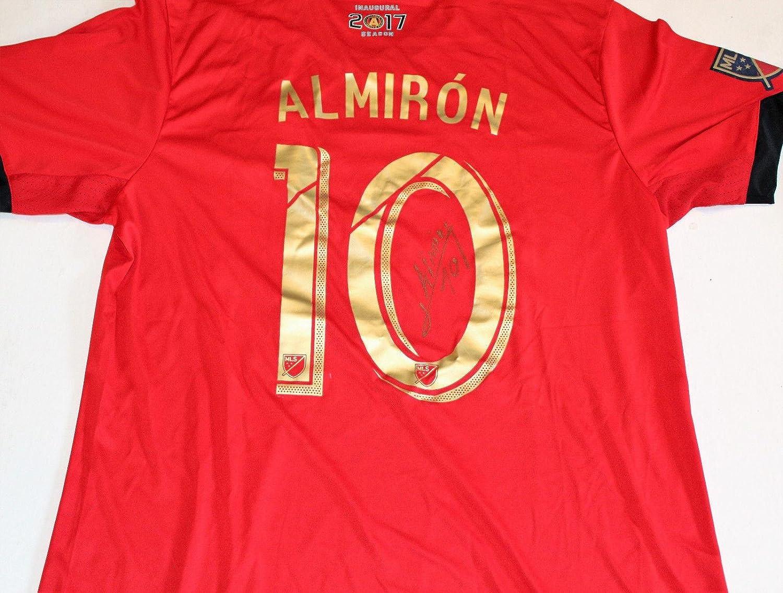 sale retailer 0ad0c 41d27 Miguel Almiron Signed Atlanta United FC Soccer Jersey w/COA ...