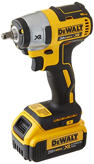 MAC brushless 20V impact (MCF891) same as DeWalt? - The
