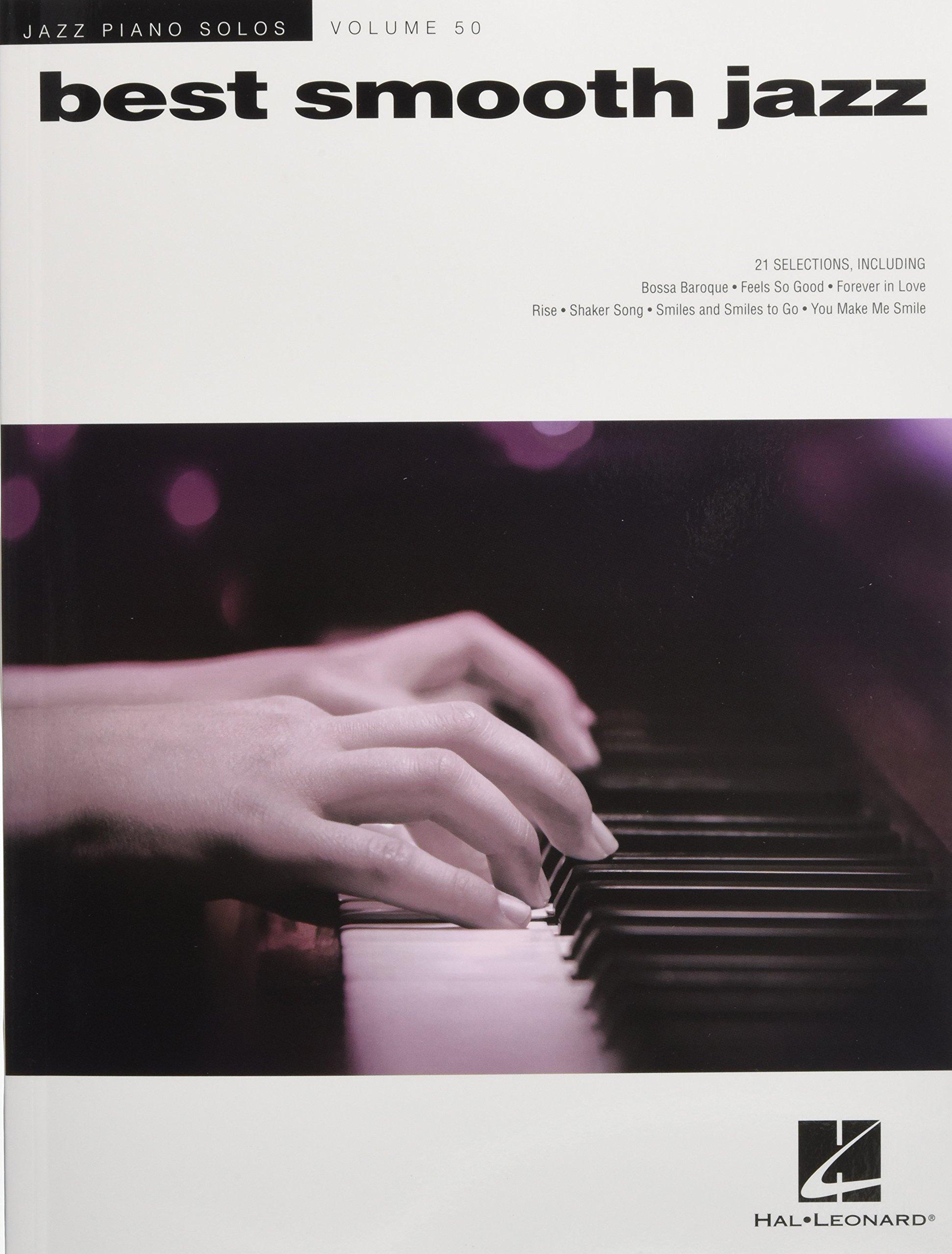 Best Smooth Jazz: Jazz Piano Solos Series Volume 50: Hal