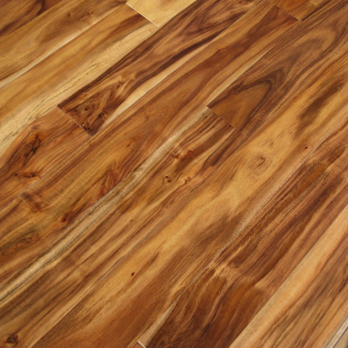 Acacia Natural Hand Scraped (Sample)   Solid Hardwood Floor Aluminum Oxide    Wood Floor Coverings   Amazon.com
