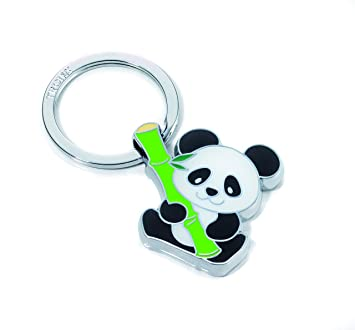Amazon.com: Troika – Llavero de panda de bambú (kr1003ch ...