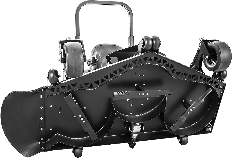 Swisher Z3166CPKA Big MOW 31 HP//66 in Black Kawasaki Commercial Pro Front Deck ZTR Zero Turn Mower 66