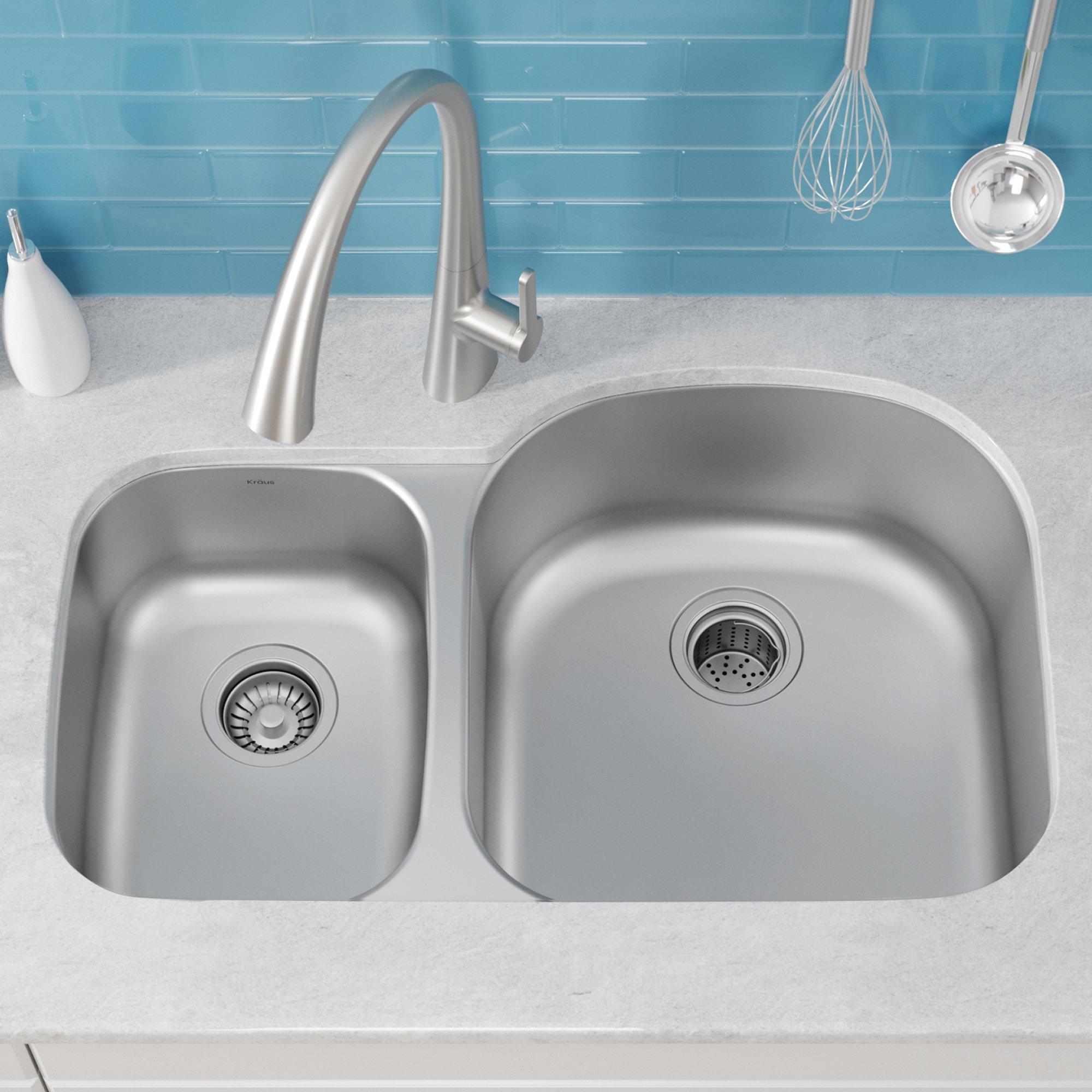 Best Rated Stainless Steel Undermount Kitchen Sink