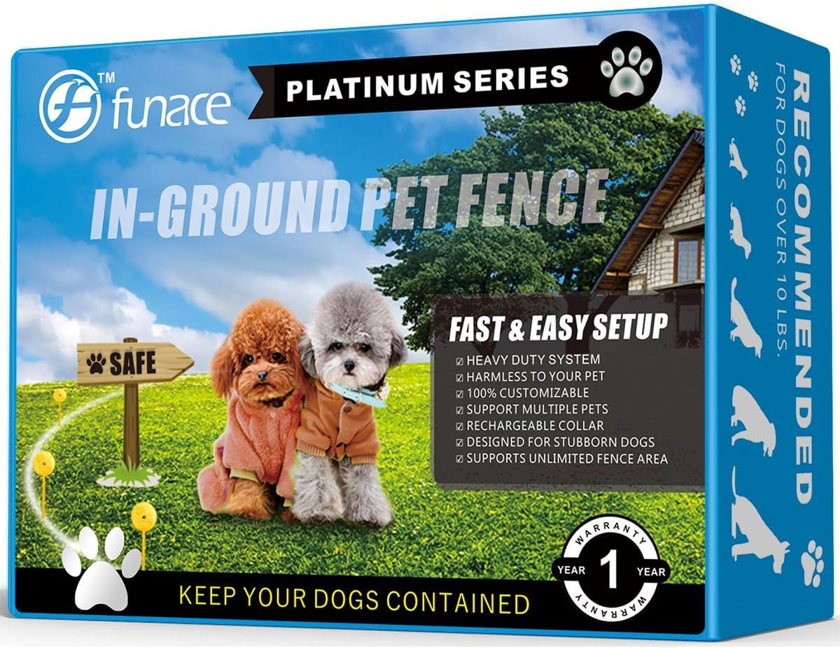 InGround Pet Fence Dog Containment - Platinum Electric Pet Fence