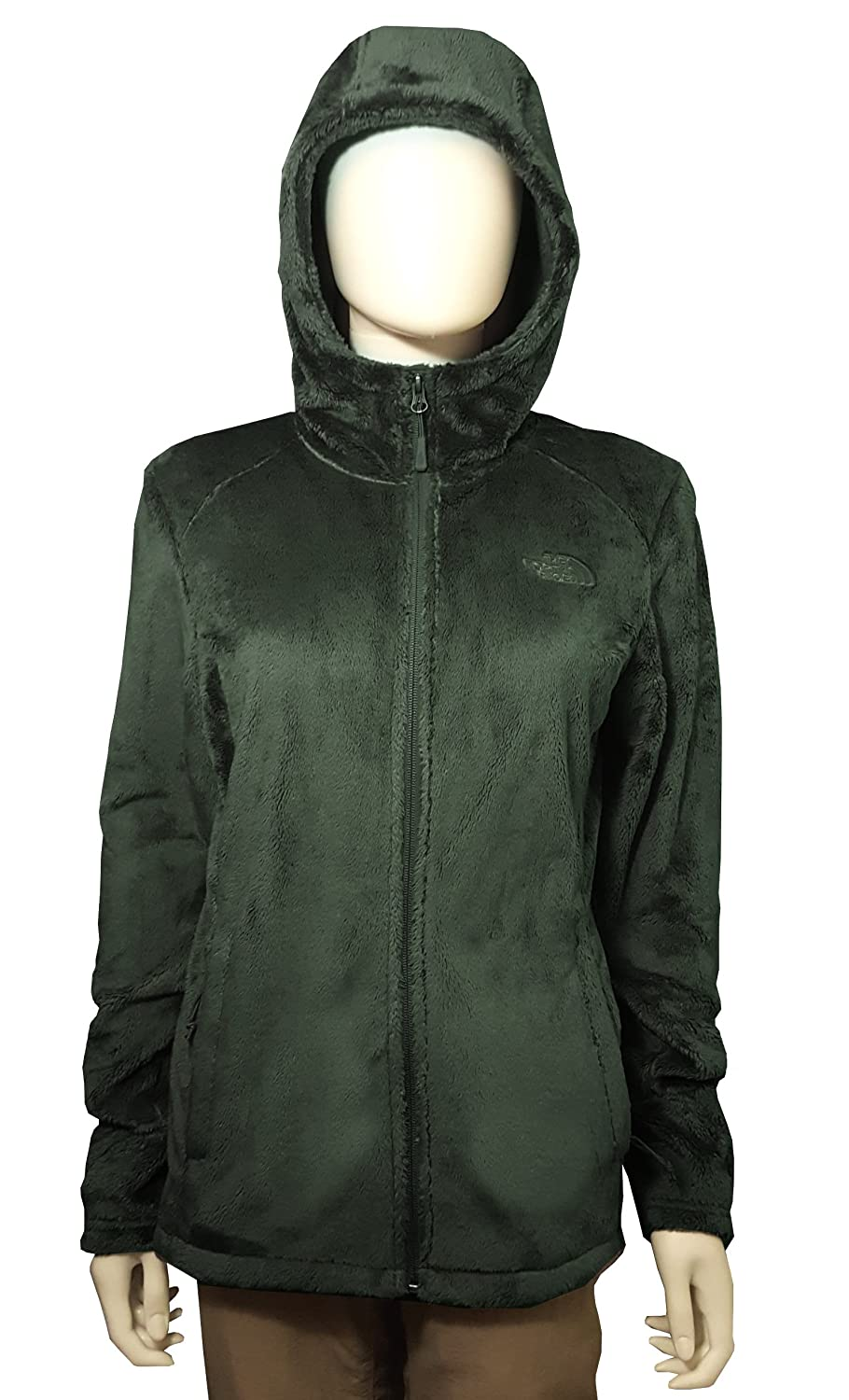 6bb56f535 Amazon.com: The North Face Women's Osito Hoodie Jacket (X-Small ...