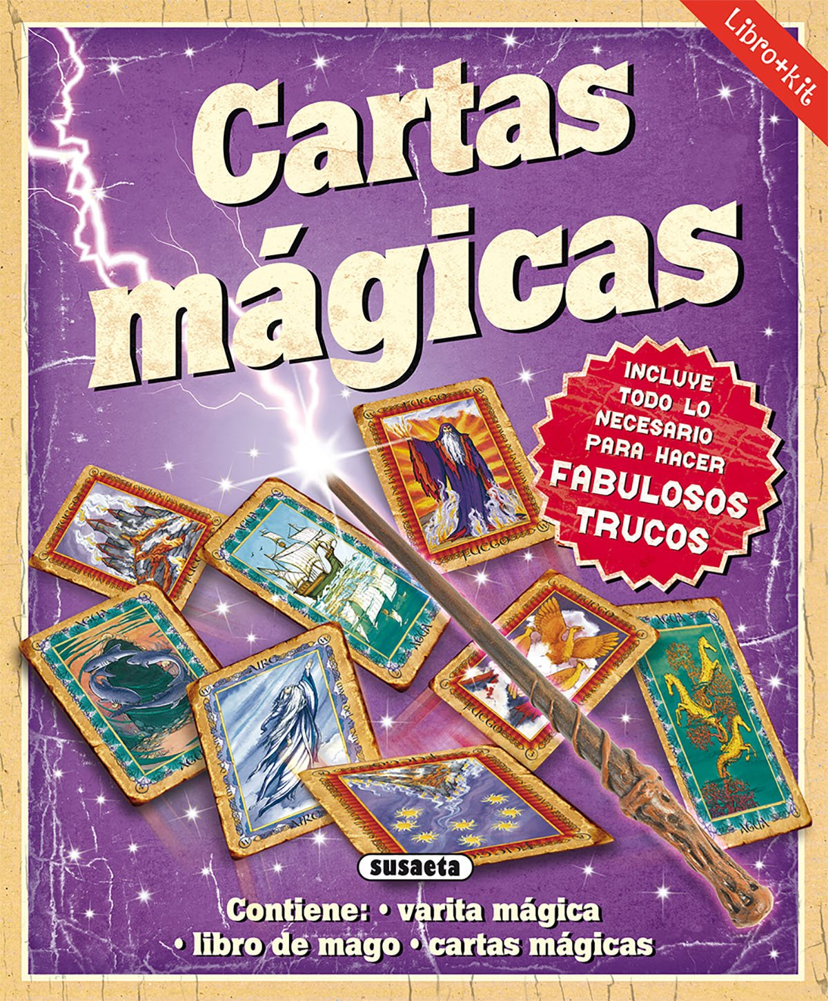Cartas Mágicas: VV.AA: 9788467759181: Amazon.com: Books