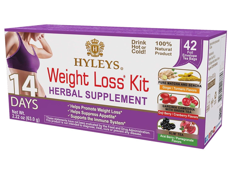 vi kit de pérdida de peso máximo