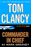 Tom Clancy Commander in Chief (Jack Ryan Universe Book 20)