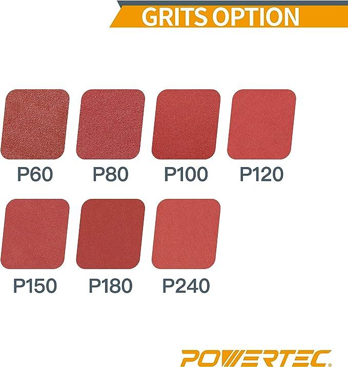 pk6 POWERTOOLS - 078-0090 Dry Wall Ponçage Pads 225 mm grain 80 EVOLUTION