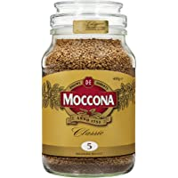 Moccona Classic Medium Roast Freeze Dried, 400 g