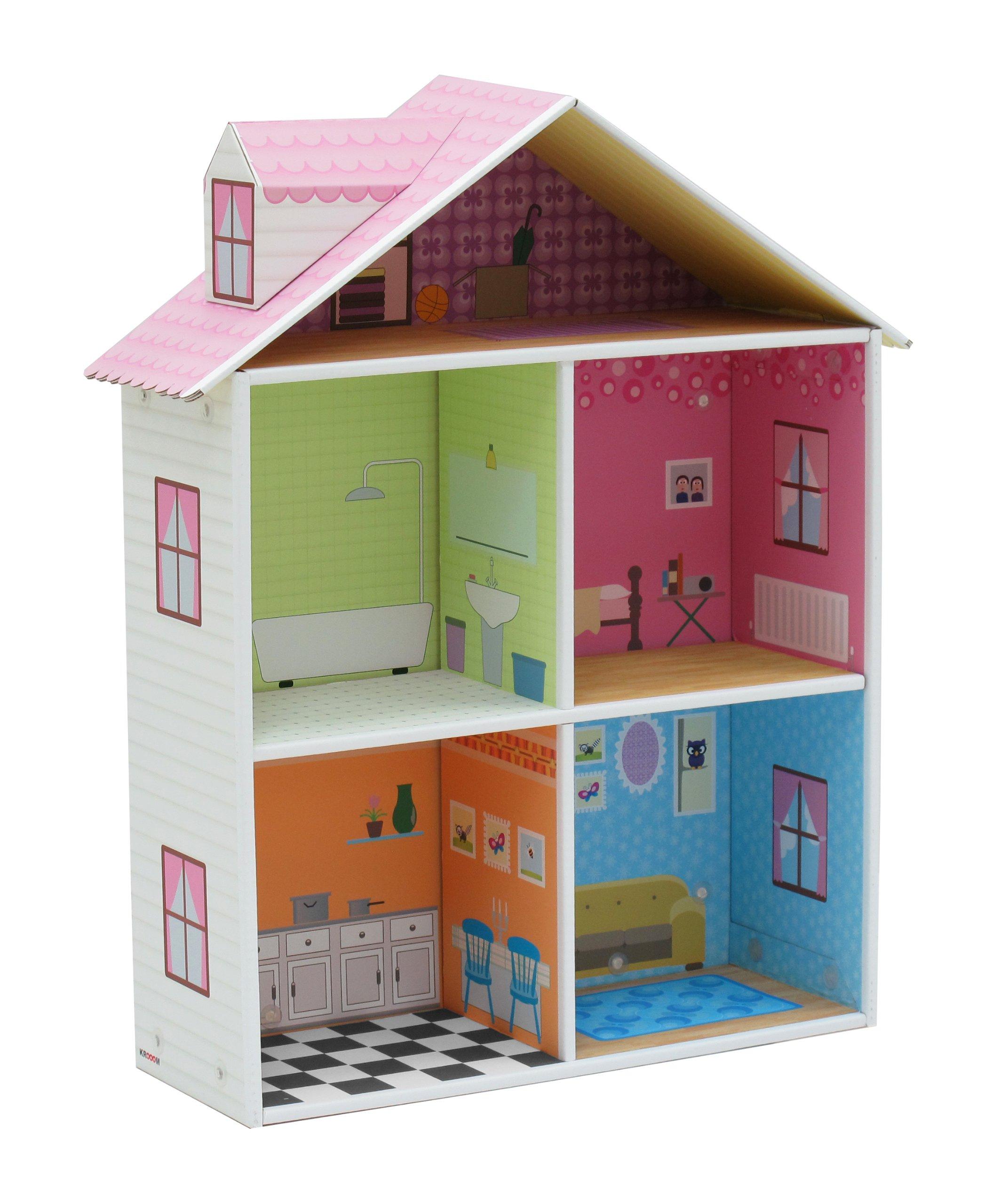 Krooom K 216 Mdh Melrose Doll House Buy Online In El Salvador At Elsalvador Desertcart Com Productid 14644790
