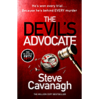 The Devil's Advocate: The Sunday Times Bestseller and follow up to THIRTEEN and FIFTY FIFTY (Eddie Flynn Series)