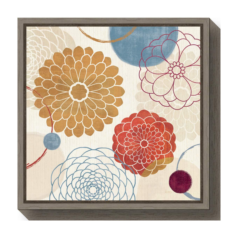 Amanti Art Suds II by Veronique Charron Canvas Art Framed