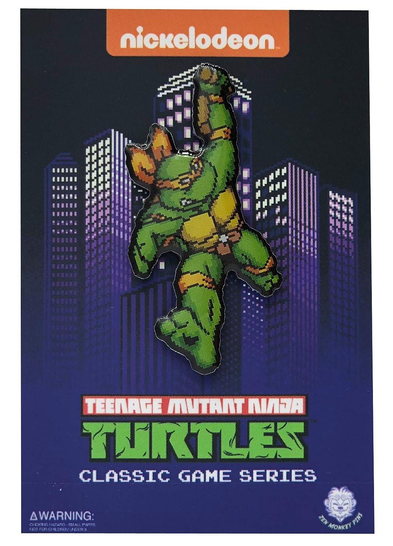Amazon.com: Turtles in Times Michelangelo: Licensed TMNT ...