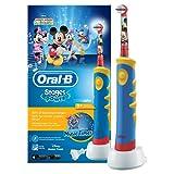 Oral B 950TX Vitality Mickey Advance Power Spazzolino Elettrico per Bambini