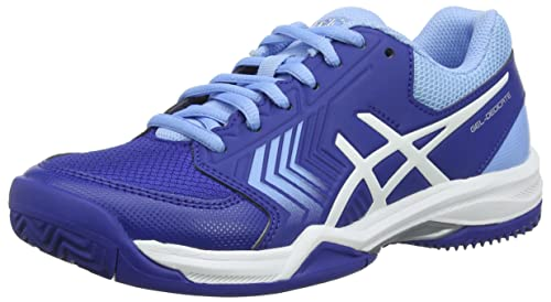 ASICS Damen Gel Dedicate 5 Clay Tennisschuhe: