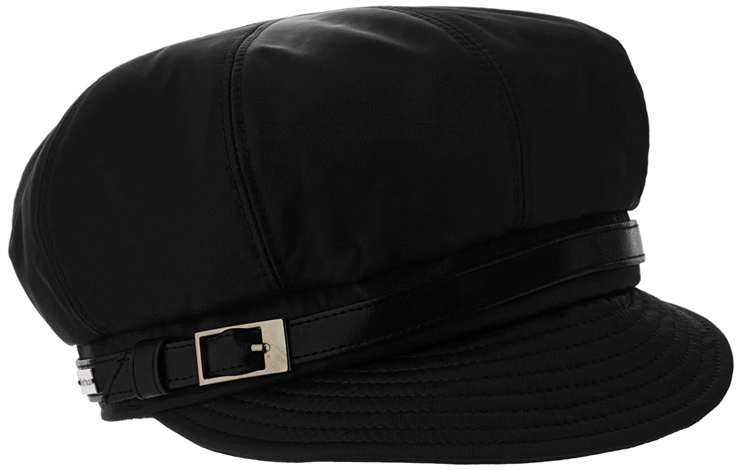 1e9d4a443f5 Betmar Women Fern Cap Black One Size Fits Most at Amazon Men s Clothing  store  Newsboy Caps