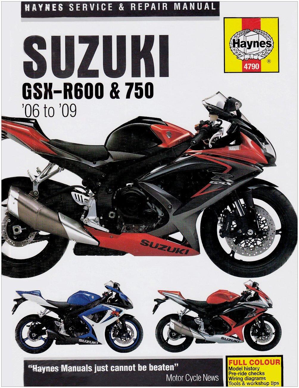 2006 gsxr 100 wiring schematics title suzuki gsx r600 and 750 service and repair manual 2006 to  title suzuki gsx r600 and 750 service