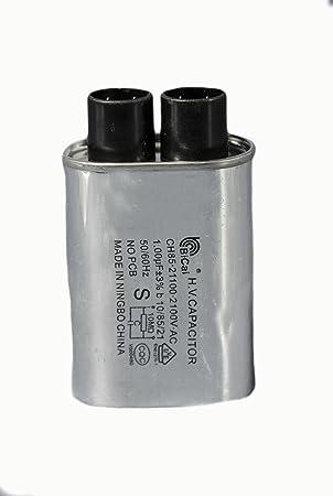 LG Electronics 0 czzw1h004b microondas horno alto voltaje ...