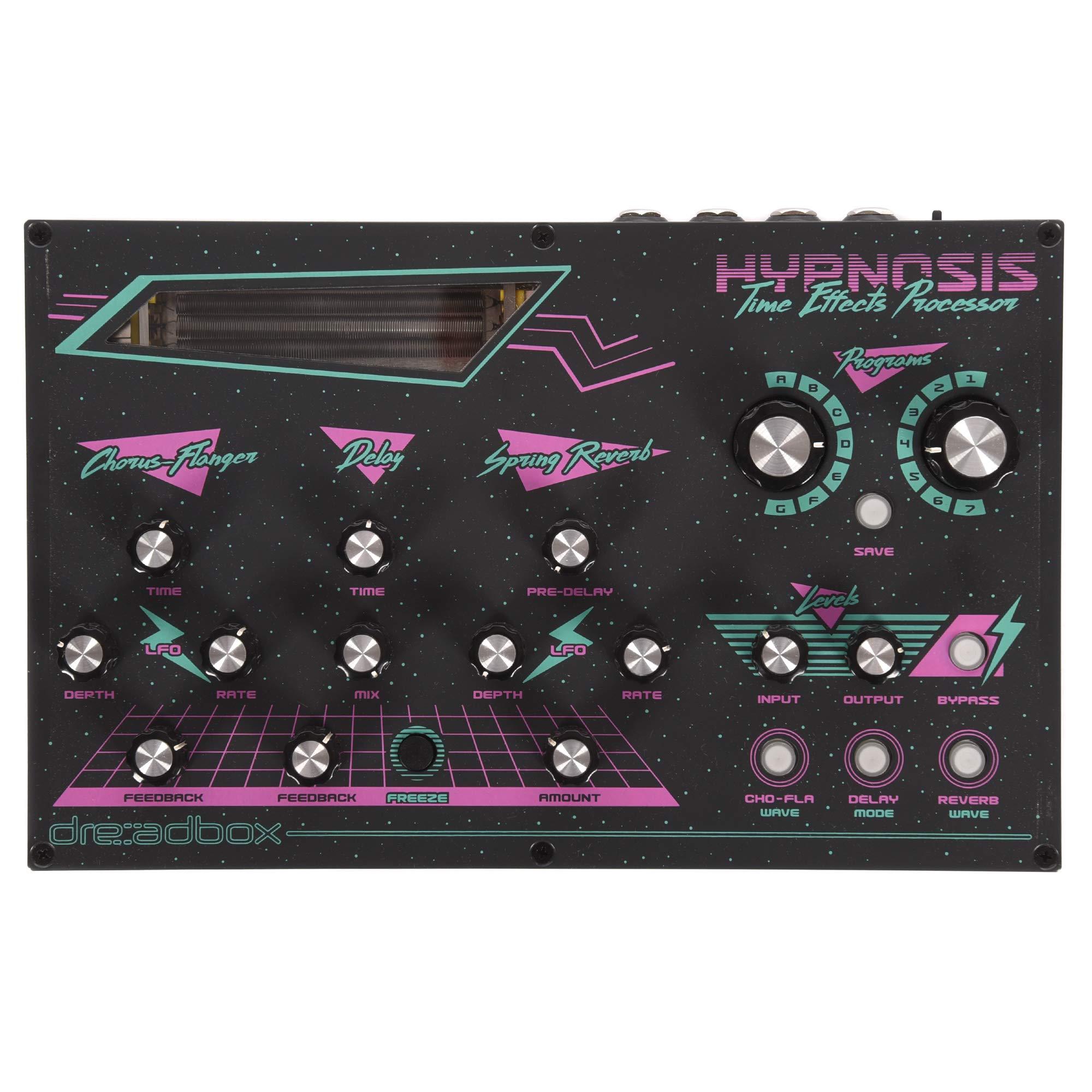 Dreadbox Hypnosis Time Effects Processor