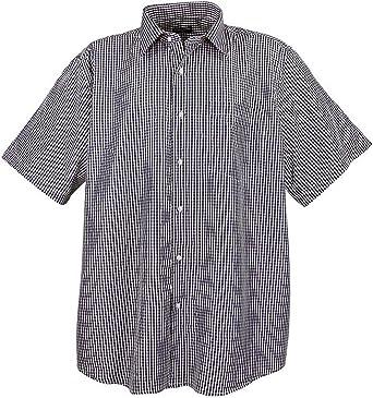 Lavecchia übergrössen. Wow. Elegante Camisa de Manga Corta ...