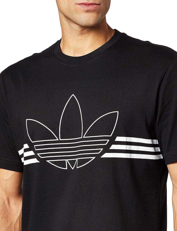T-Shirts Uomo adidas Outline Trefoil Tee
