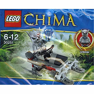 Lego Legends of Chima Winzars Pack Patrol 30251 Bagged: Toys & Games