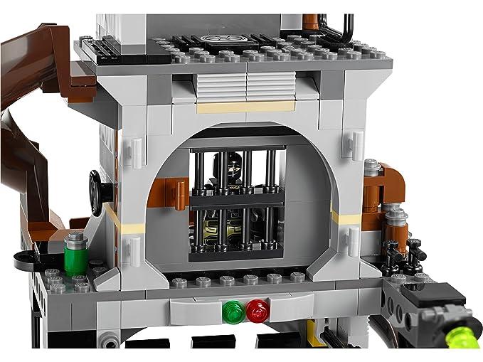 Amazon.com: LEGO Mutant Ninja Turtles 79117: Toys & Games