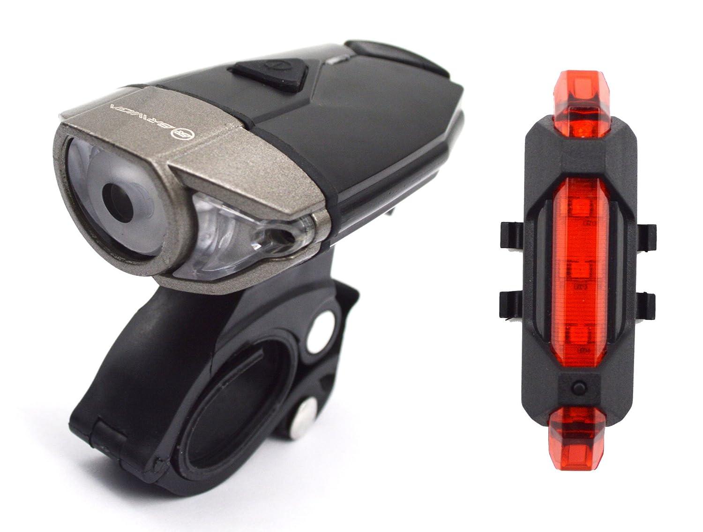 Briviga 300 Lumen Usb Rechargeable Led Bike Headlight