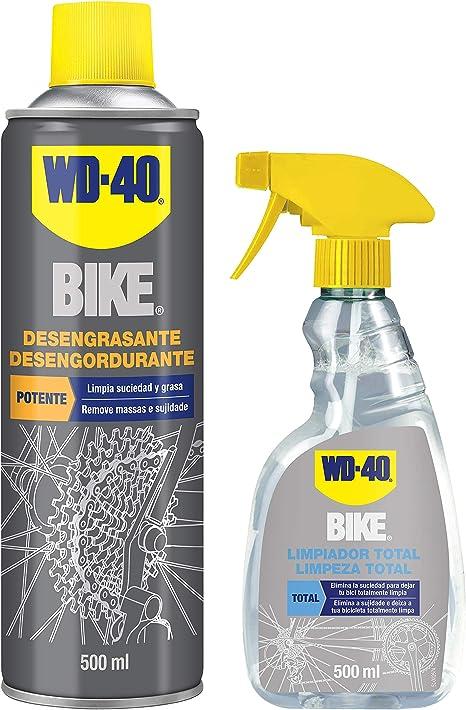 WD-40 Specialist Bike - Lote para Limpieza Total de Bicicleta con ...