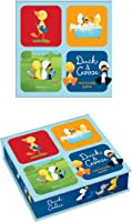 Duck & Goose Matching Game: A Memory Game With 20