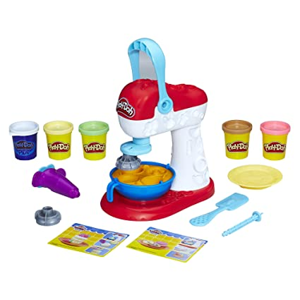play doh kitchen creations spinning treats mixer - Kitchen Creations