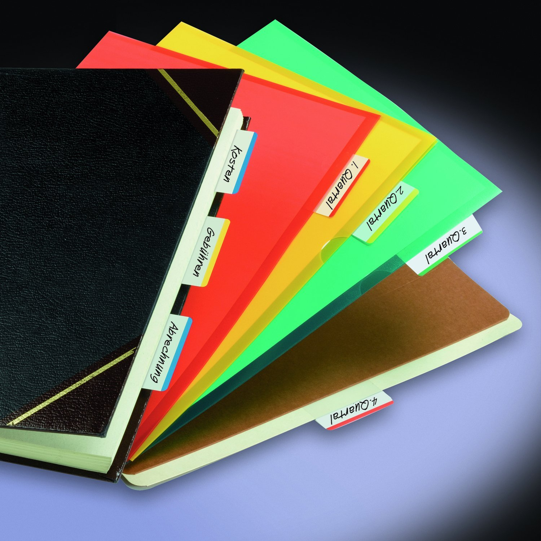 25.4 x 38 mm Pack de 3 mininotas Multicolor 3M Post-It 686-RYB rosa, verde, naranja