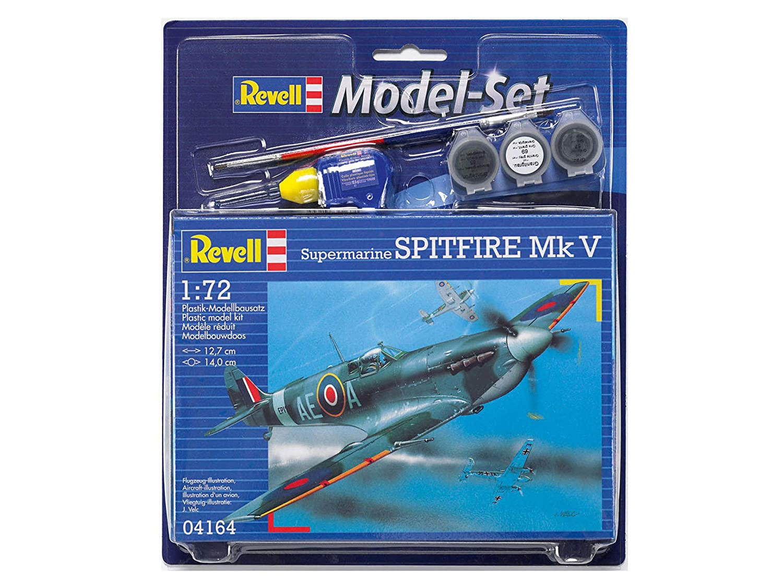 Amazon.com: Revell 1:72 Supermarine Spitfire Mk V: Toys & Games