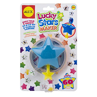 ALEX Toys Craft Lucky Stars Maker: Toys & Games