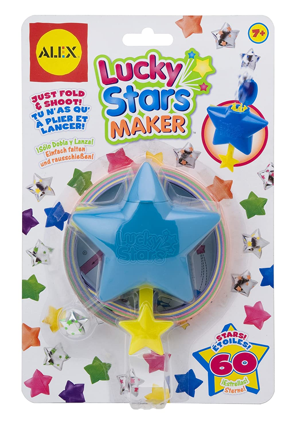 Amazon alex toys craft lucky stars maker toys games jeuxipadfo Choice Image