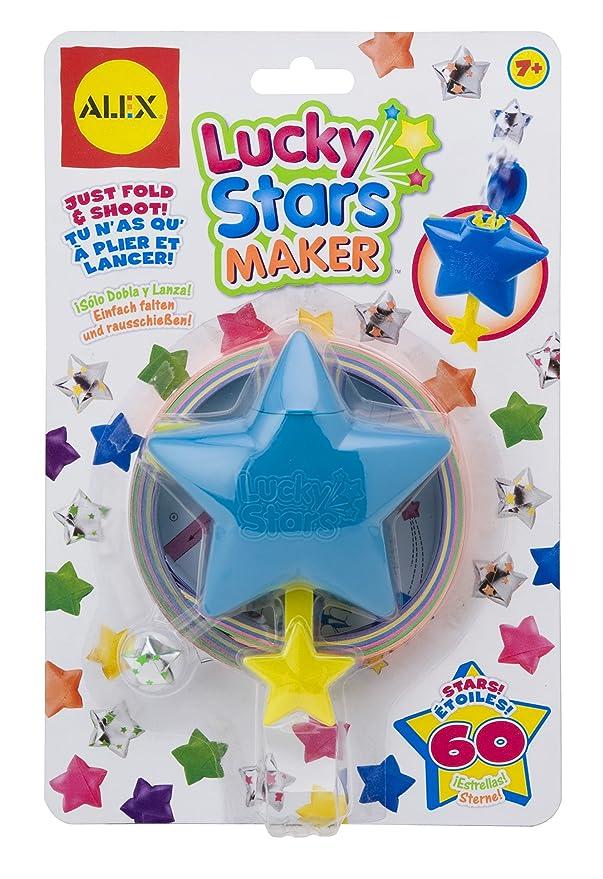 Alex Toys Craft Lucky Stars Maker: Amazon.es: Juguetes y juegos