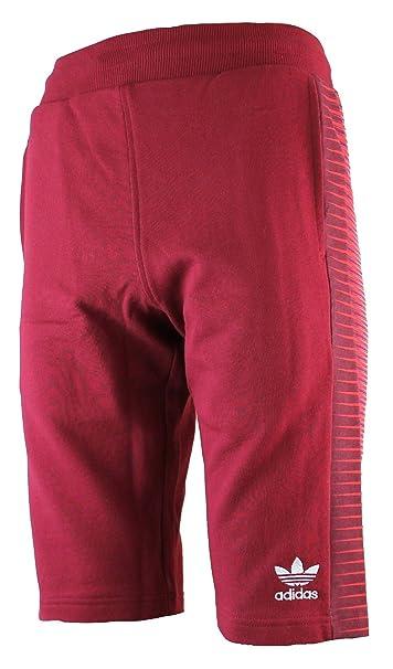 codice promozionale 2259b c1f44 adidas Originals - Pantaloncini - Uomo Burgundy XX-Large ...