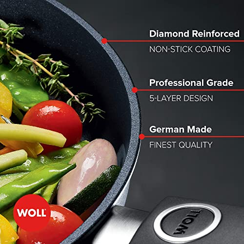 Woll Diamond Plus Cookware Review