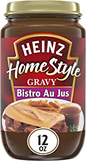 product image for Heinz Homestyle Bistro Au Jus Gravy (12 oz Jars, Pack of 12)