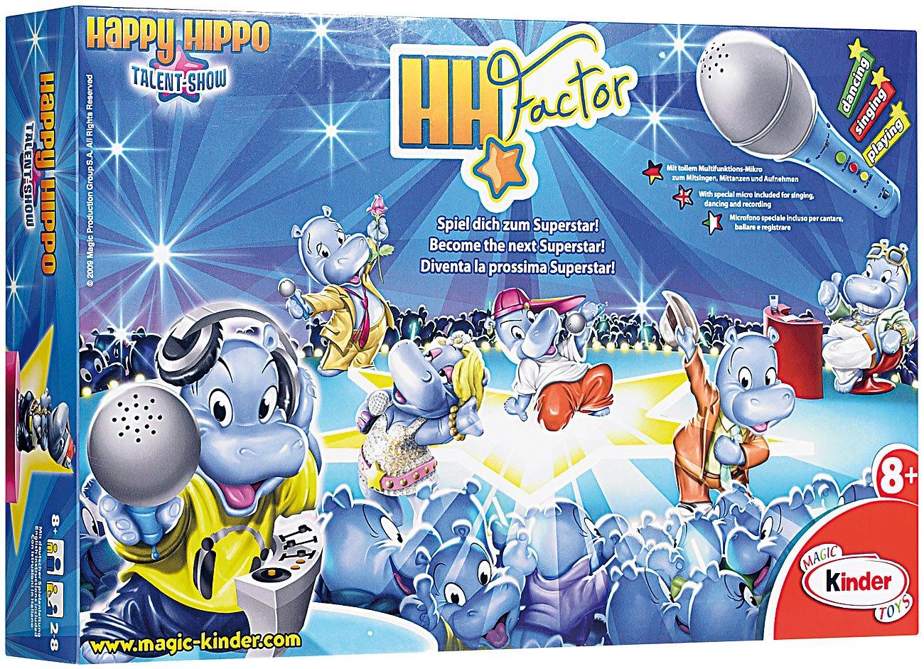 Happy Hippo Karaoke-Set Magic Kinder Toys