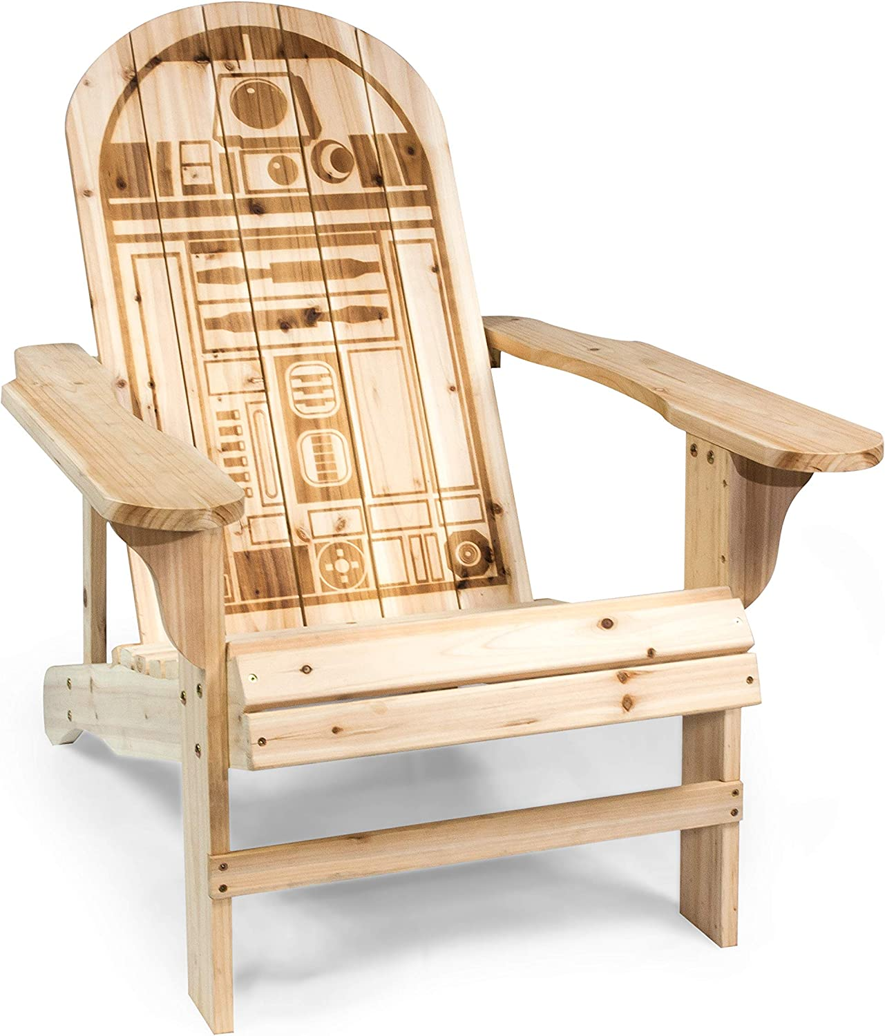 Seven20 SW10723 Star Wars R2-D2 Adirondack Chair, None